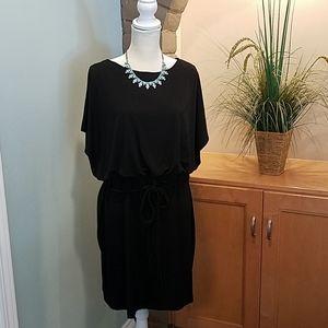 Enfocus Women Black Dress, Size 20W